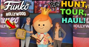 Funko Hollywood Funko Pop Hunting! (Exclusives, Haul & Tour)