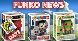 Funko News | NEW! SDCC Day 2 Final Reveals | Funko Pop News June 30, 2020