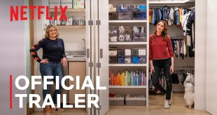 Get Organized with The Home Edit | Official Trailer | Netflix