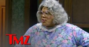 How 'Madea' Made It Big, David & Tamela Mann Help Us Say #FarewellMadea | TMZ