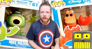 I Purchased A $2700 Funko Pop Collection Full Of Rare Disney Funko Pops and more