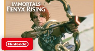 Immortals Fenyx Rising - Announcement Trailer - Nintendo Switch