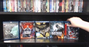 Leburn98's Blu-Ray collection: Part 2 - The DC Comics shelf