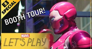 Look Inside the Marvel's Avengers Booth at E3 2019! | Marvel Let's Play