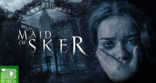 'Maid of Sker - Welsh Lullaby Trailer