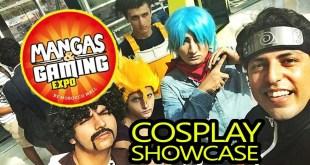 Manga & Gaming Expo 2016 - Cosplay Showcase (MOROCCO)