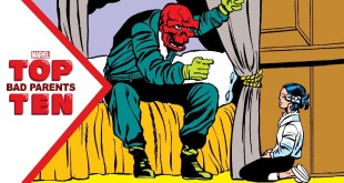 Marvel Top 10 Bad Parents