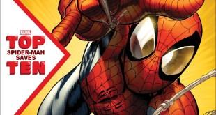 Marvel Top 10 Spider-Man Saves