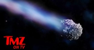 NASA Says An Asteroid Is Coming For Earth Right Before Election Day | TMZ