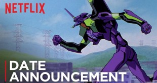 Neon Genesis Evangelion | Date Announcement | NX on Netflix