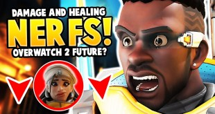 Overwatch 2 Future Patch? - HUGE Healing & Damage NERFS LIVE!
