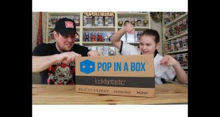 Pop in a Box Unboxing - March 2019 - Funko Pop vinyl Subscription UK | PIAB