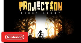 Projection: First Light - Launch Trailer - Nintendo Switch