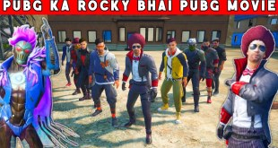 Pubg Ka Rocky Bhai | Pubg Movie | PUBG Short Film