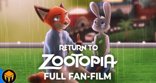 Return To Zootopia | Full Fan Film