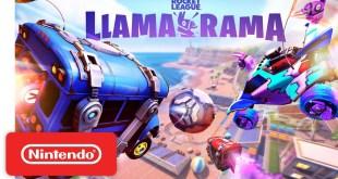 Rocket League - Llama-Rama Announcement - Nintendo Switch