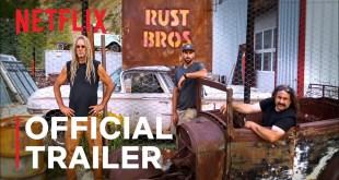 Rust Valley Restorers Season 3 | Official Trailer | Netflix