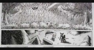 Spyro Comic Concept Animatic
