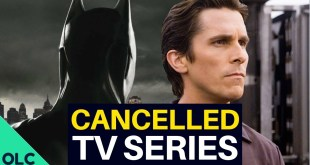 The Cancelled Bruce Wayne TV Series