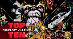 Top 10 Cruelest Villains | Marvel Top 10
