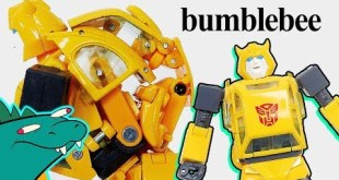 Transformers BUMBLEBEE Masterpiece MP-45 Review