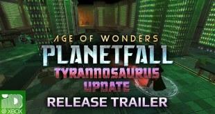 Tyrannosaurus Update Trailer