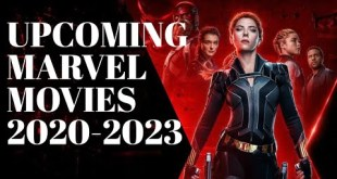 UPCOMING MARVEL MOVIES 2020-2023