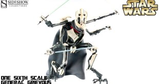 Video Review of the Sideshow Collectibles: General Grievous
