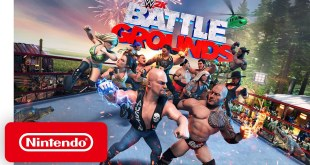 WWE 2K Battlegrounds - Launch Trailer - Nintendo Switch