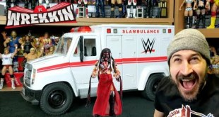 WWE Wrekkin' Slambulance Review & Unboxing - Smyth's Toys Superstores Exclusive