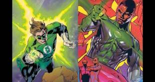 Warner Brothers Reveal Official Concept Art for Green Lantern Corps Movie in 2020!!
