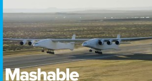 World's Largest Plane by Wingspan Just Made History by Flying for the First Time