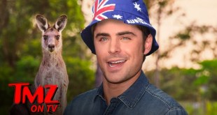 Zac Efron Wants to Move to Australia | TMZ