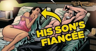 10 Most Inappropriate DC Comics Storylines Ever