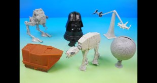 1997 STAR WARS SET OF 6 KFC KIDS MEAL TOYS VIDEO REVIEW Australia Import