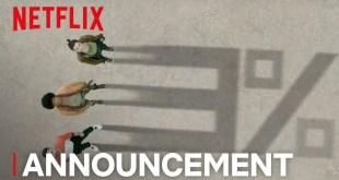 3% | Season 3 Announcement | Netflix
