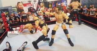 30 Man Royal Rumble Match - WWE Figure Royal Rumble Pic Fed 2020