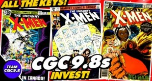 7 Investment Grade X-Men CGC 9.8 Comics To Invest In [+Honorable Mentions]