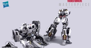 @Transformers Movie Masterpiece MPM-09 JAZZ Video Review