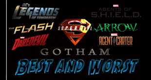 Best and Worst Comic Book TV Shows
