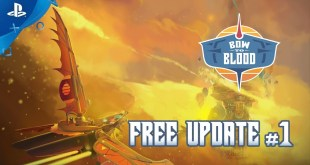 Bow to Blood – Free Update # 1 | PS VR
