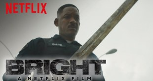 Bright | San Diego Comic-Con | Netflix