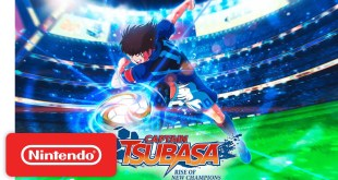 CAPTAIN TSUBASA: Rise of New Champions - Launch Trailer - Nintendo Switch