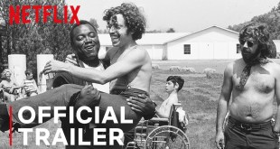CRIP CAMP: A DISABILITY REVOLUTION | Official Trailer | Netflix | Documentary | Audio Description
