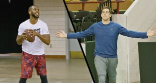Chris Paul & Aaron Rodgers Edition | Dude Perfect