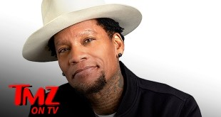 D.L. Hughley Collapses On Stage, Diagnosed With COVID 19 | TMZ