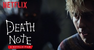 Death Note | Clip: Light Meets Ryuk [HD] | Netflix