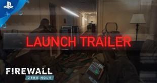 Firewall Zero Hour – Launch Trailer | PS VR