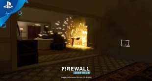 Firewall Zero Hour on PlayStation®VR