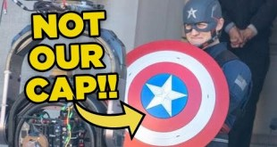 First X-Men MCU Reference, New Captain America Spotted!